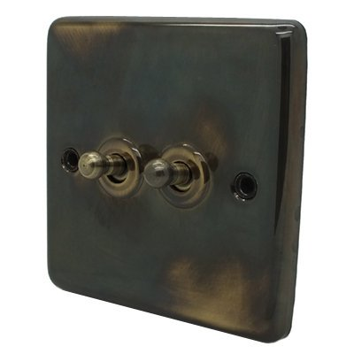 Timeless Aged Toggle / Dolly Switch