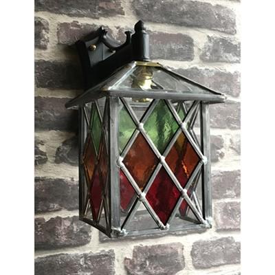 Ledbury Leaded Lantern