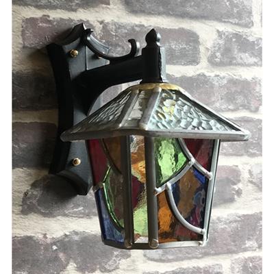 Ludlow Mini Leaded Lantern