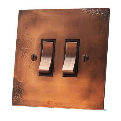 Natural Elements Natural Copper  Sockets & Switches