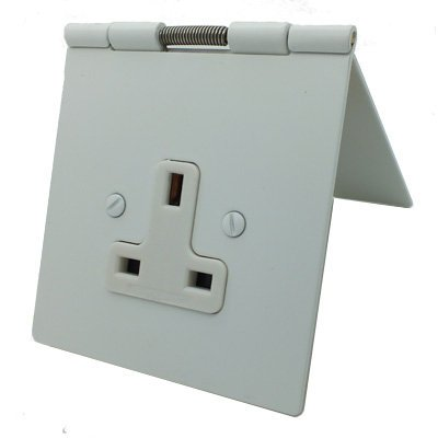 Floor Paintable  Sockets & Switches