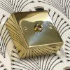 Polished Brass Surface Mount Boxes (Wall Boxes) - 4