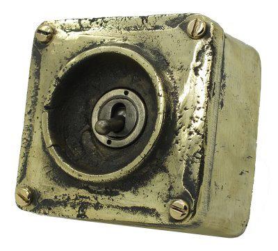 Titan Cast Brass  Sockets & Switches