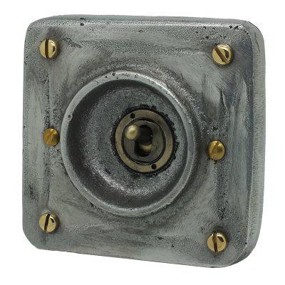 Titan Retrofit Cast Aluminium  Sockets & Switches