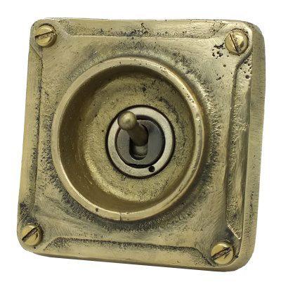 Titan Retrofit Cast Brass  Sockets & Switches