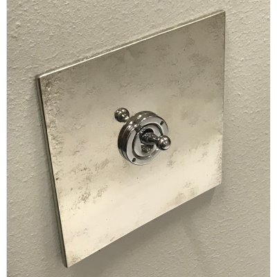 Natural Elements Natural Pewter (Polished)  Sockets & Switches